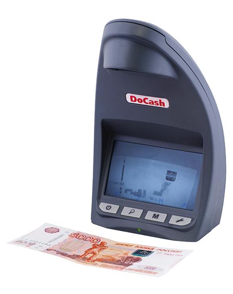 Детектор банкнот DoCash Lite D
