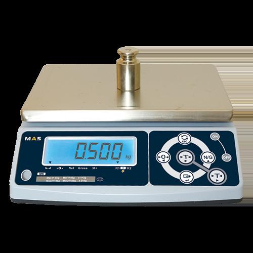 Фасовочные весы Серия MASter MS – 5, 10, 25 кг