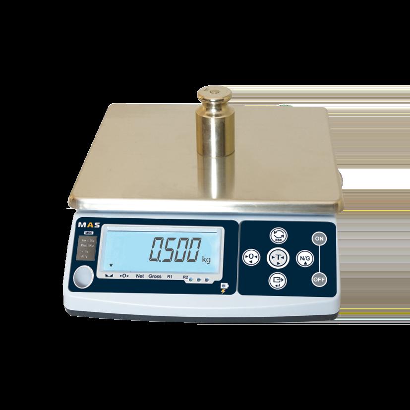 Фасовочные весы Серия MASter MSC – 5D, 10D, 25D
