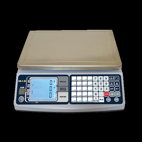 Счётные весы MASter MC2 – 5, 10, 25